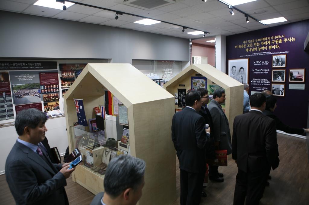 140210 방송선교역사관 개관 한달만에 관람객 1천명 돌파