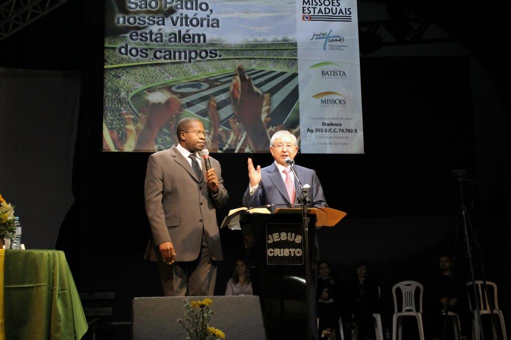 140718브라질 침례교 110주년 기념 집회(1)